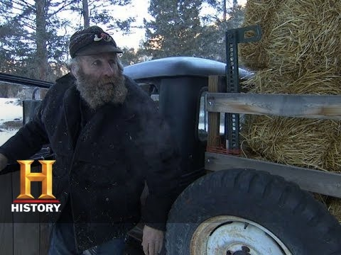 Mountain Men: Rich Preps For Winter
