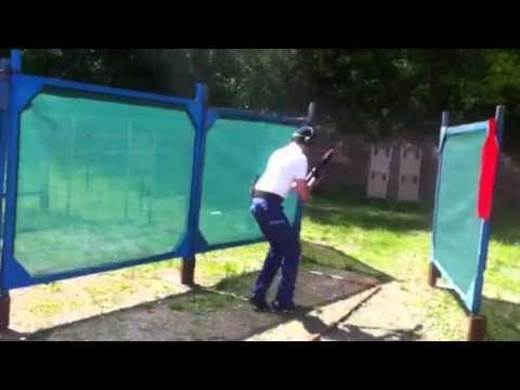 gara di campionato lssa Robin academy shooting club