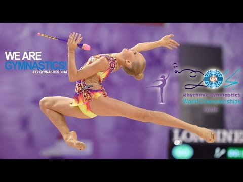 FULL REPLAY - 2014 Rhythmic Worlds, Izmir (TUR) - Finals Clubs and Ribbon - We are Gymnastics!