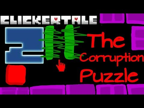 Clickertale 2 The Code Corruption :P