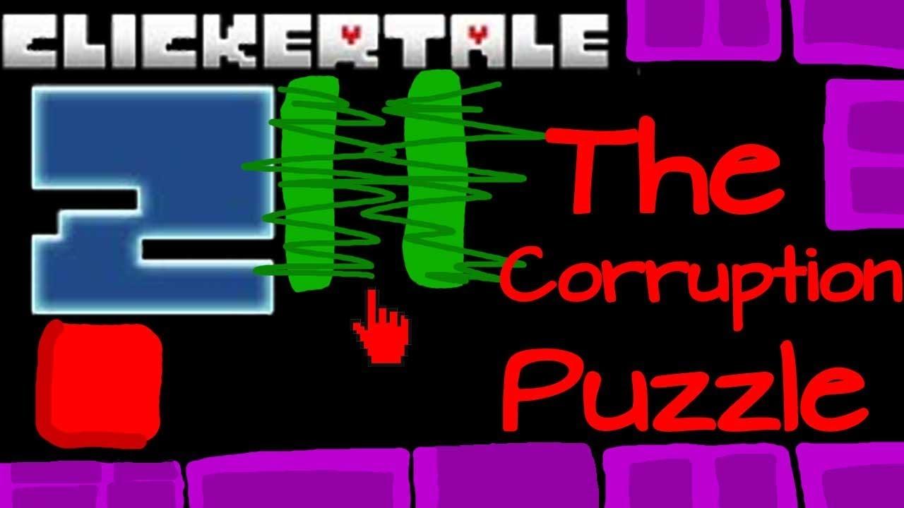 Clickertale 2 The Code Corruption :P