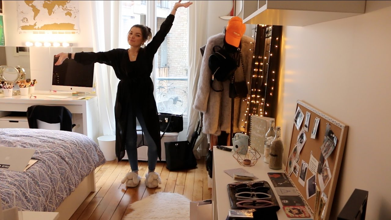 Room tour youtube for Housse de couette translation