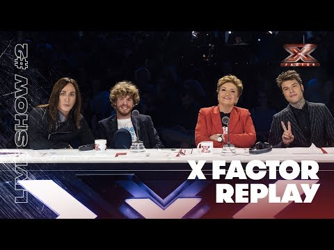 X Factor Replay: Live Show #2
