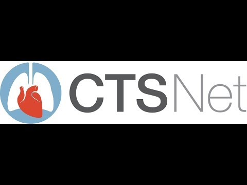 EACTS Livestream: A