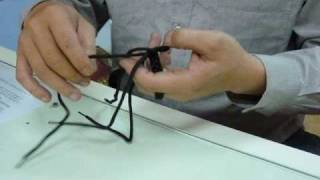 製作刺刀穗(槍套穗)