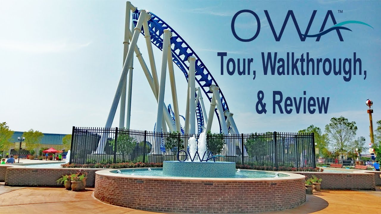 the park at owa quick tour walkthrough u0026 review brand new theme