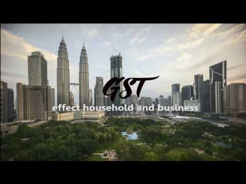 ECON 3450 Project 1 - GROUP 6 ( GST effect household and business)