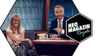 Insa Thiele-Eich zu Gast im Neo Magazin Royale mit Jan Böhmermann
