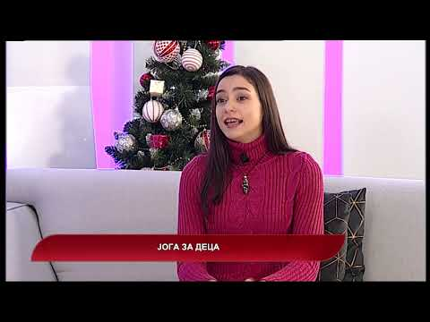 Македонија Денес - Јога за деца