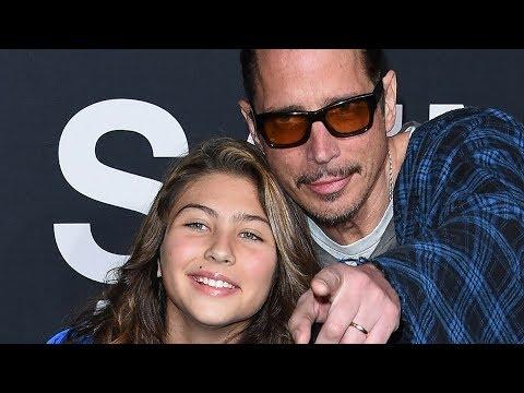 Chris Cornell & Daughter Toni Cornell Perform Redemption LIVE