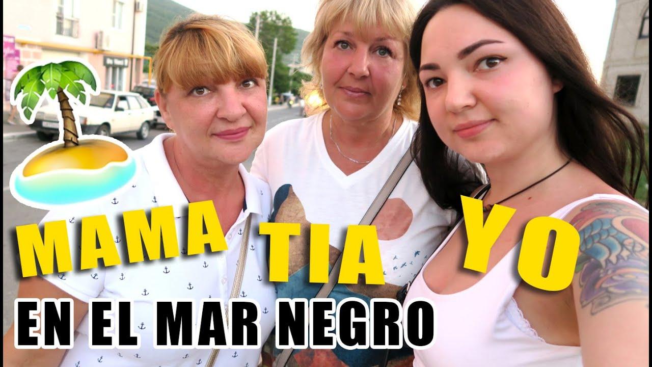 Viaje en TREN al Sur de Rusia / El Mar NEGRO
