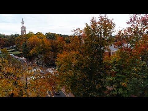 Fall Color on Display at Carolina