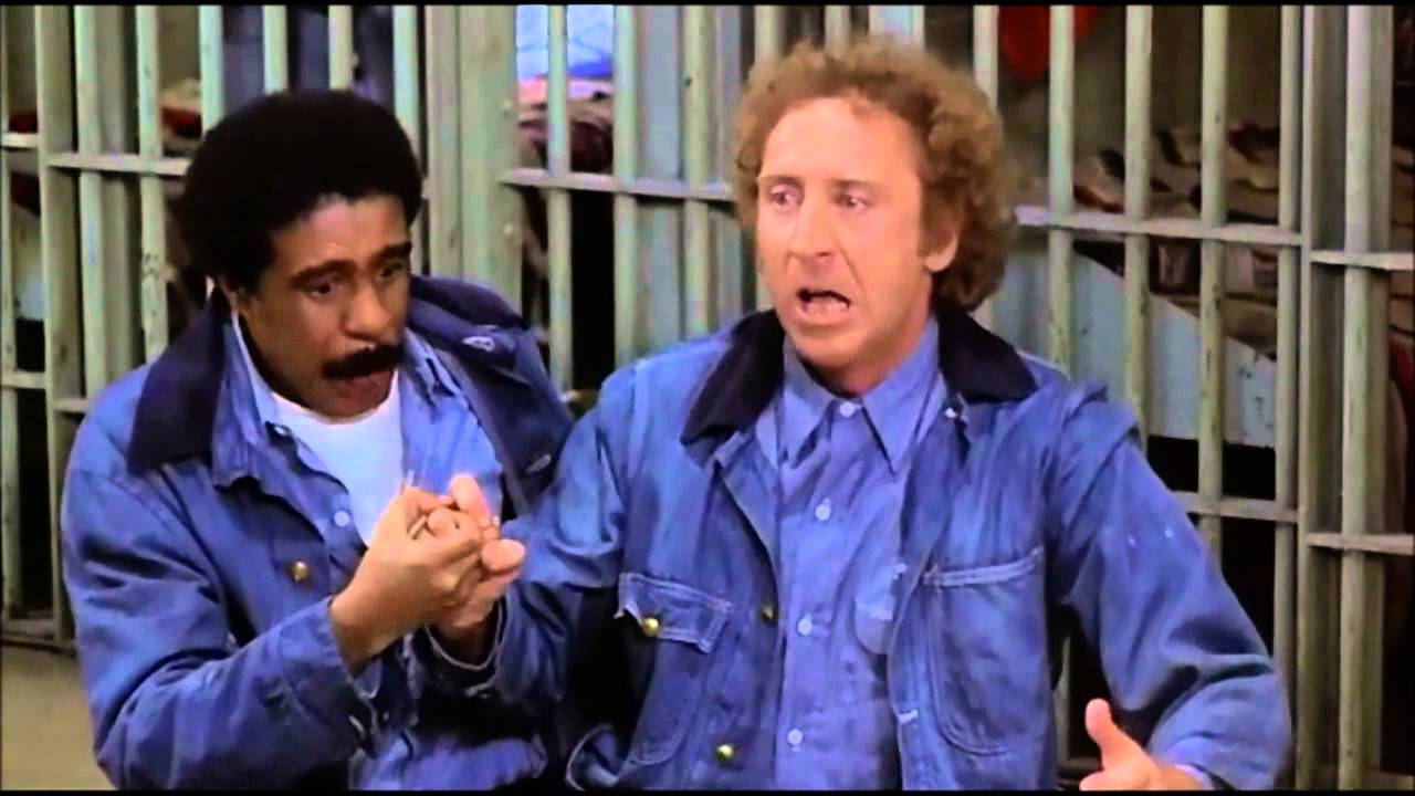 Stir Crazy Freaking Scene - YouTube