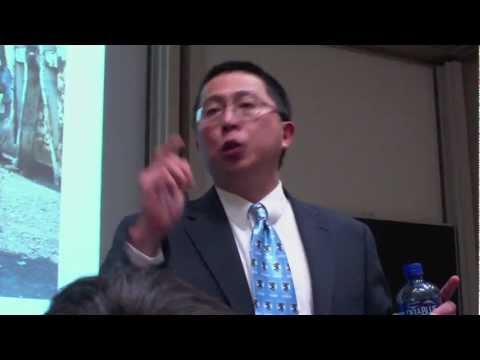 Climate change denier Willie Soon questioned over Koch, Exxon funding at CFACT Campus event