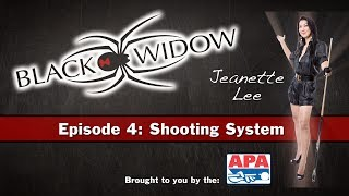 Jeanette Lee Pool Lessons and Billiard Instruction - Shooting System