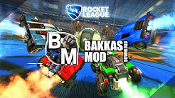 How to Download and Setup Bakkes Mod for Rocket League!!!!