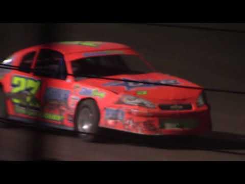 Salina Speedway Coors Light IMCA Stock Cars *A Feature* 7-6-18