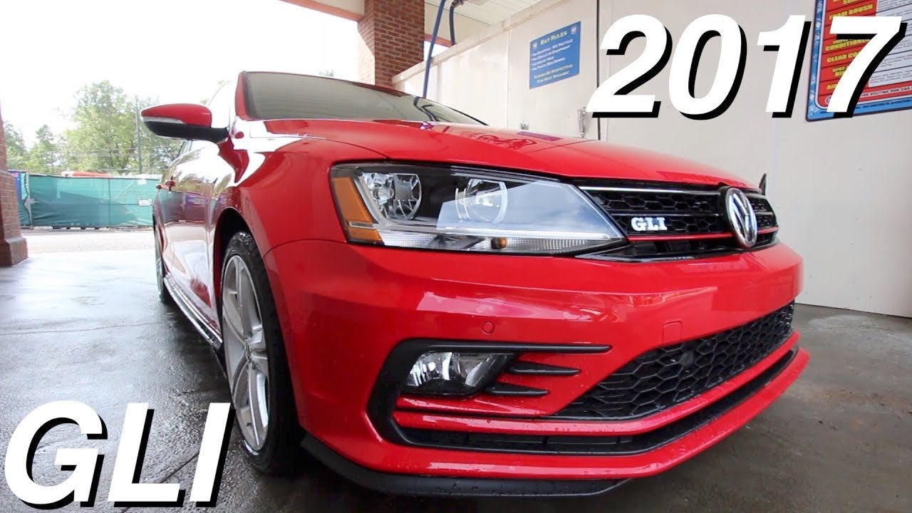 2017 Volkswagen Jetta Gli Review Exterior Interior Plus Rear