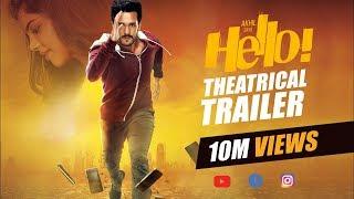 HELLO! Trailer – Akhil Akkineni, Kalyani Priyadarshan II Vikram K Kumar II Akkineni Nagarjuna