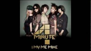 4Minute - グッバイ