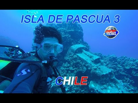 Isla de Pascua 3: Amanecer en Tongariki, Buceo, Kari Kari y mas | Chile #18