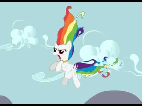 Super Rainbow Dash - Short Animation