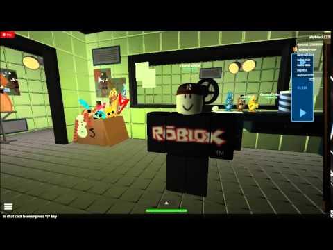 ROBLOX: Fnaf 3 night 1 SCARY!