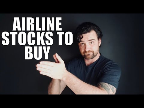 Top 3 Airline Stocks To Buy Right Now ✈️ Delta Airlines Stock, American Airlines Stocks To Buy Now?