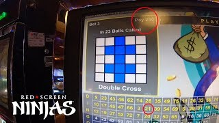 VGT SLOTS BINGO PATTERNS FINALLY EXPLAINED! CHOCTAW CASINO, DURANT