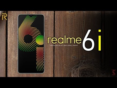 Realme 6i Price, Official Look, Design, Specifications, Camera, Features And Availability Details