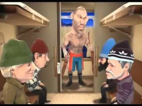 Мульт Личности 39 серия. В поезде