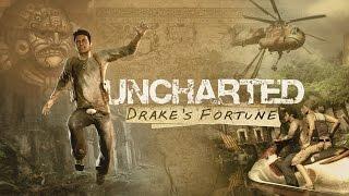Uncharted: Судьба Дрейка прохождение с Карном. Часть 1 - В поисках Эльдорадо
