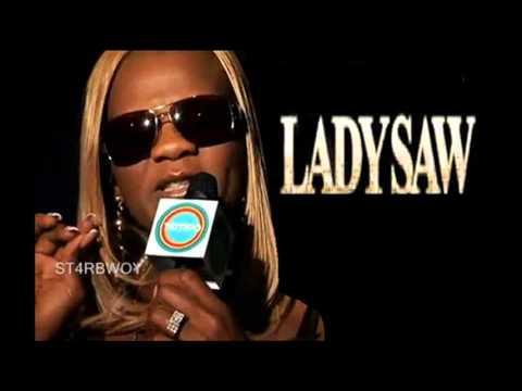 Lady Saw - Nuh Tek Mi Man - DJ Frass Records - August 2013