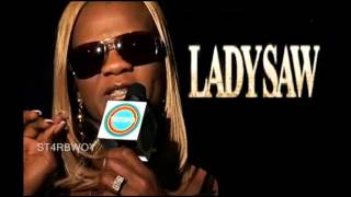 Lady Saw - Nuh Tek Mi Man - DJ Frass Records - August 2013