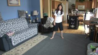 Wiz Khalifa Charlie Puth See You Again dance tutorial easy to learn choreography fun step by