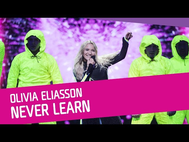 Olivia Eliasson – Never Learn
