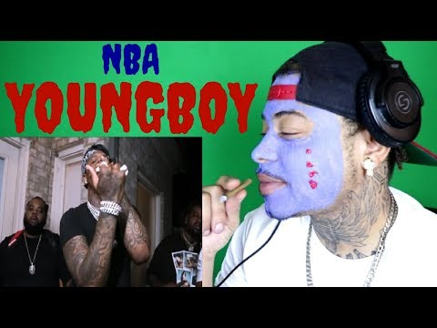 NBA Youngboy - Confidential REACTION