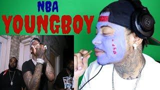 NBA Youngboy - Confidential REACTION
