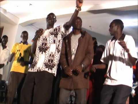 Panchol Deng Ajang - South Sudan Oyeah -  Live Kampala Uganda