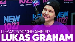 Baixar Lukas Graham Singer Lukas Forchhammer Doesn't Want To Be A Wedding Singer