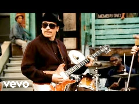 Santana - Smooth ft. Rob Thomas (Official Video)