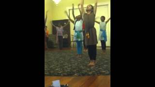 Anandi dance class June 6th