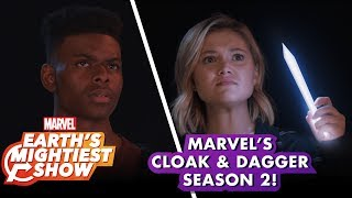 Marvel's Cloak & Dagger Season 2 Countdown Special!   Earth's Mightiest Show