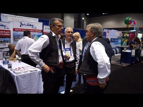 Srpska delegacija u Čikagu na sajmu National Association of Realtors