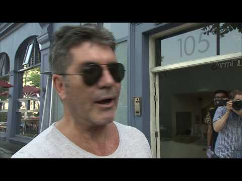 Simon Cowell rallies popstars for Grenfell Fire charity song