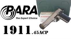 Shooting the Para 1911 Expert .45 ACP