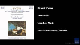 Richard Wagner, Tannhauser, Venusberg Music