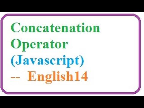 Operator Englisch