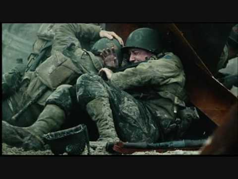 Der Soldat James Rayen D Day1