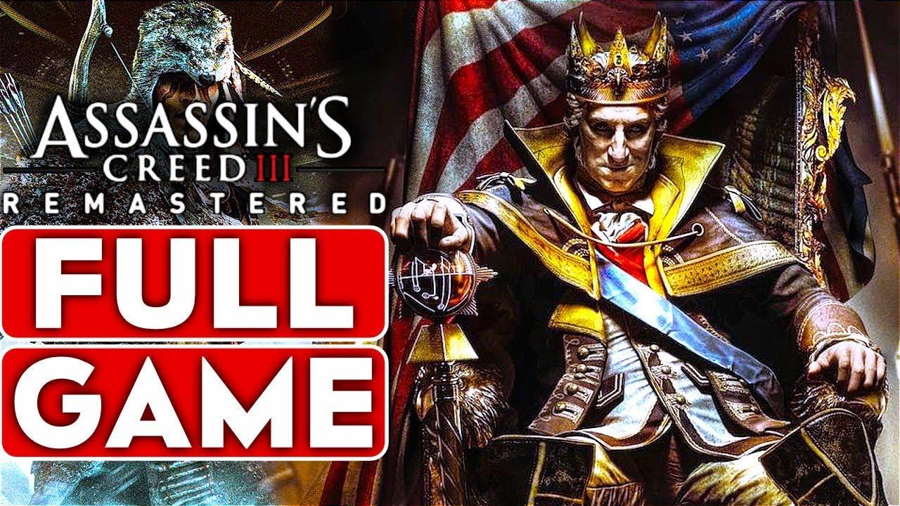 Assassin S Creed 3 Remastered The Tyranny Of King Washington